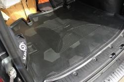 Коврик багажника Lada Largus резиновый