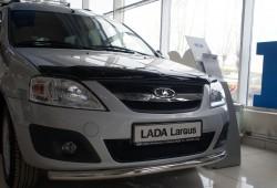 Защитная сетка радиатора для ЛАДА ЛАРГУС (LADA LARGUS)